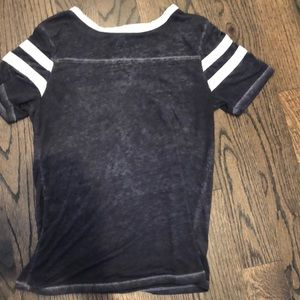 a t shirt